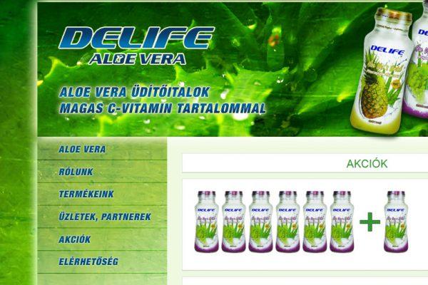 Delife Aloe Vera