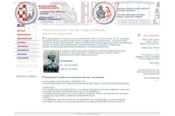 Horvát kulturális egyesület